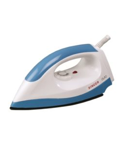 Singer Auro Dry Iron Blue 256x300 - Singer Auro Dry Iron Blue for Rs 395 (54% off)