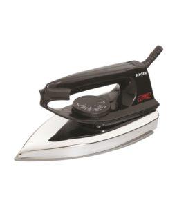 Singer Nova Dry Iron Black 256x300 - Singer Nova Dry Iron Black for Rs 330 (49% off)
