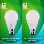 Syska Led Lights 10 W LED Bulb