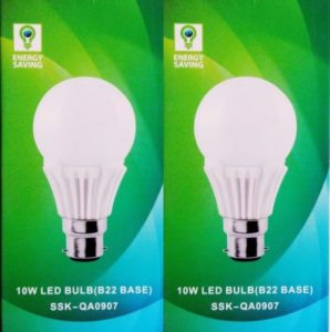 Syska Led Lights 10 W LED Bulb 298x300 - Syska Led Lights 10 W LED Bulb for Rs 400 (82% off)