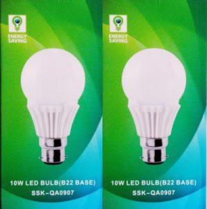 Syska Led Lights 10 W LED Bulb