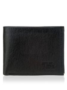 TSX Mens Black Faux Leather Wallet 225x300 - TSX Men's Black Faux Leather Wallet for Rs 197 (75% off)