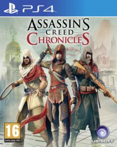 The Assassin's Creed Chronicles Trilogy Pack (PS4) for Rs 999