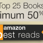 Top 25 Books of June Minimum 50% Off for the Entire Month