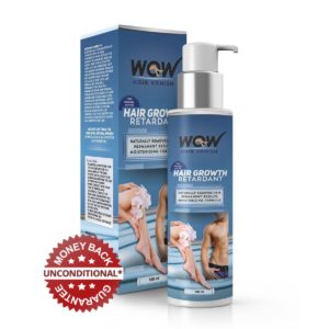 WOW HAIR VANISH - Pack of 1 - 30 Day Supply - 100 ML