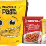 Weikfield Penne Pasta 500g Free Red Pasta sauce white pasta sauce 150x150 - Dettol Liquid Soap Jar, Skincare - 900 ml at Rs 99 (43% off)