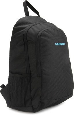 Wildcraft Pivot black Backpack for Rs 554 (60% off)