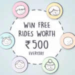 Win an iPhone 6 and free Jugnoo rides worth ₹500 everyday