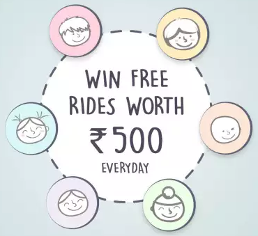 First Jugnoo Ride FREE + Get More 3 FREE Rides on 3 Rides + Refer & Earn.
