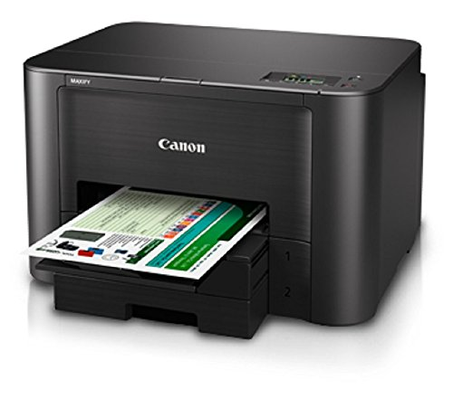 Canon Maxify Office Single Function Inkjet Printer for RS 7400 (33% off)