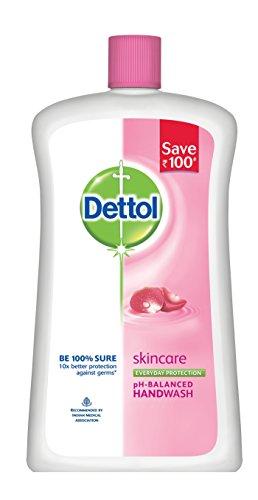 Dettol Liquid Soap Jar, Skincare – 900 ml at Rs 99 (43% off)
