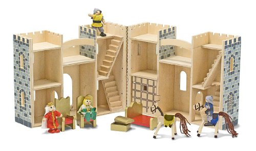 Fold & Go Castle: Fold & Go Castle for Rs 2599 (59% off)