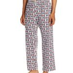 French Connection Men's Cotton Pyjama (TGDBQ-WHITE/MULTI-S)