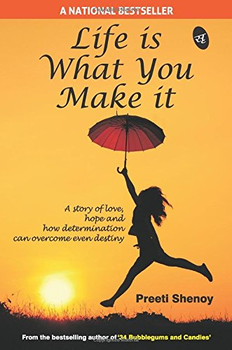 Life is What You Make it Book for Rs 33 (78% off)