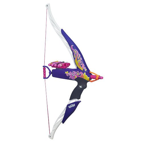 Nerf Reb Heartbreaker Bow Assortment, Multi Color for Rs 599 (60% off)