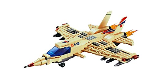 Planet of Toys J-15 Fighter Building Blocks for Rs 599 (73% off)