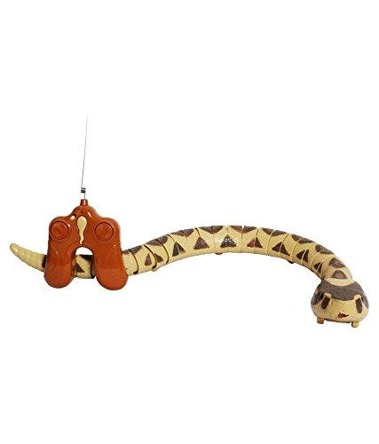 saffire huge remote controlled rattlesnake - Saffire Huge Remote Controlled Rattlesnake for Rs 899 (65% OFF)