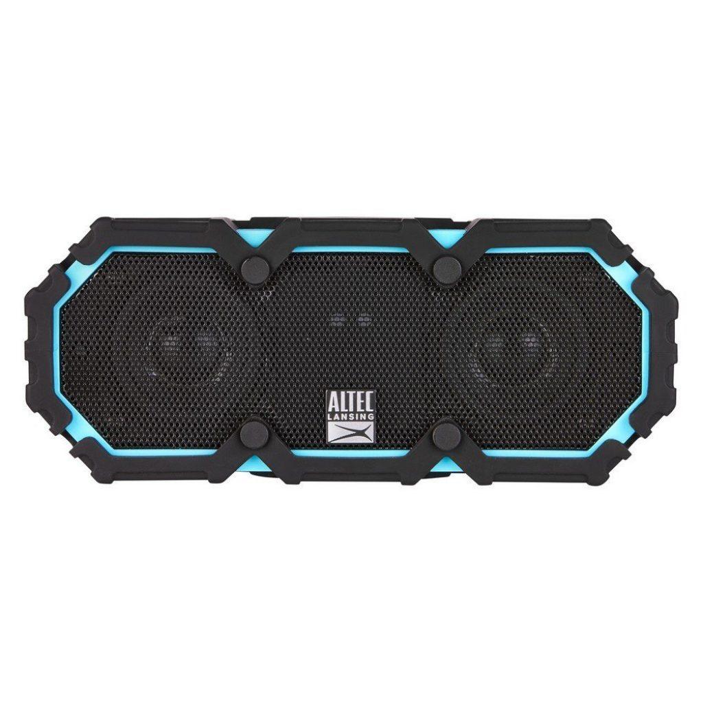 Altec Lansing LifeJacket Bluetooth Speaker (Aqua Blue) for Rs 8399 (40% off)