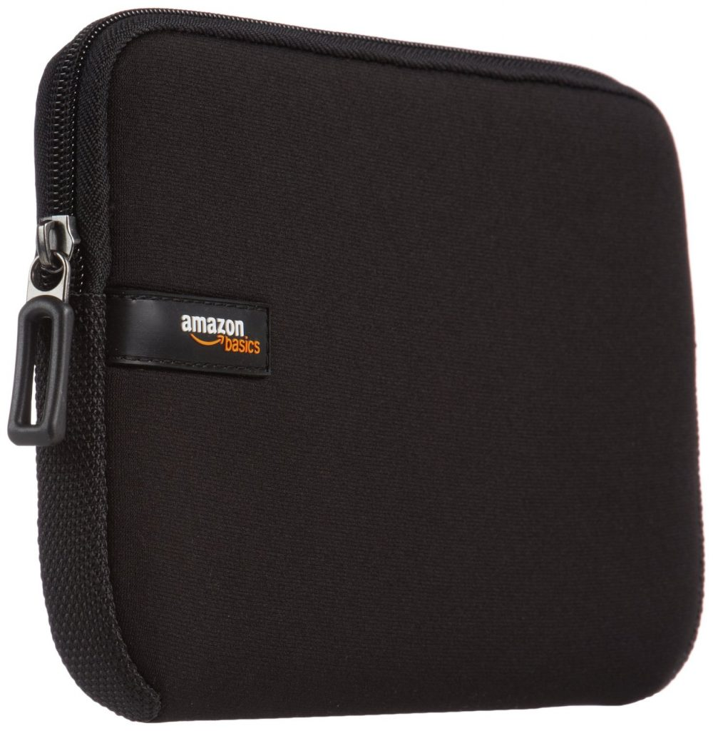 AmazonBasics 8-Inch Tablet Sleeve (Black) for Rs 559 (60% off)