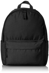 AmazonBasics Classic Backpack - Black for Rs 649