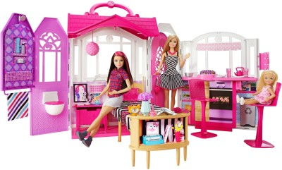 Barbie Glam Getaway House for Rs 2414 (31% off)