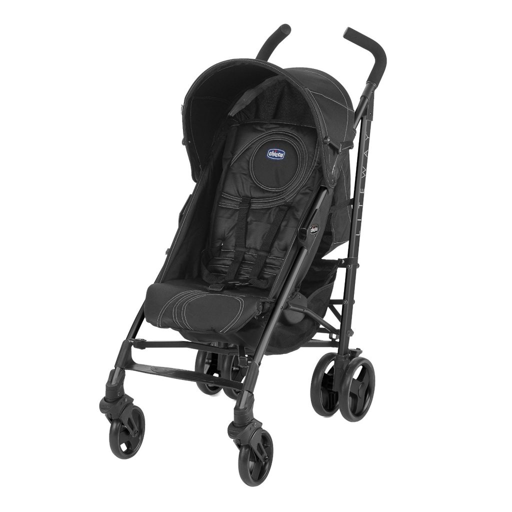 Chicco Lite Way Stroller Basic (Ombra) for Rs 7693 (30% off) at Amazon