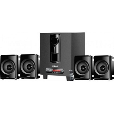 Envent Musique 4.1 Speaker System with 20W RMS for Rs 1650 (39% OFF)