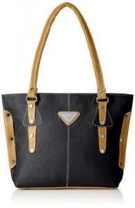 Fantosy Womens Handbag BlackFnb 235 195x300 - Fantosy Women's Handbag ( Black,Fnb-235) for Rs 484 (70% off)