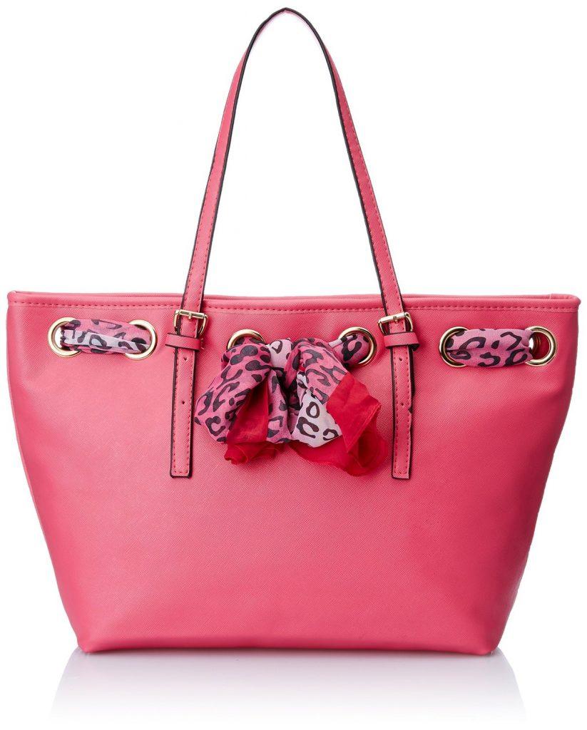 Femme Fatale Women's Shoulder Bag (Pink) for Rs 677 (60% off)