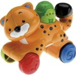 Fisher-Price Press & Go Cheetah