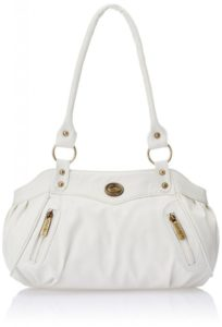 Fostelo Womens Handbag White FSB 145 204x300 - Fostelo Women's Handbag (White) for Rs 539 (70% off)