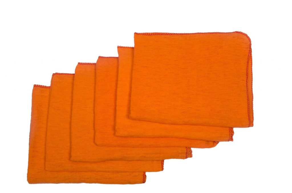 HomeStrap Dust Buster Duster Cloth Pack of 6 for Rs 149 (32% off)