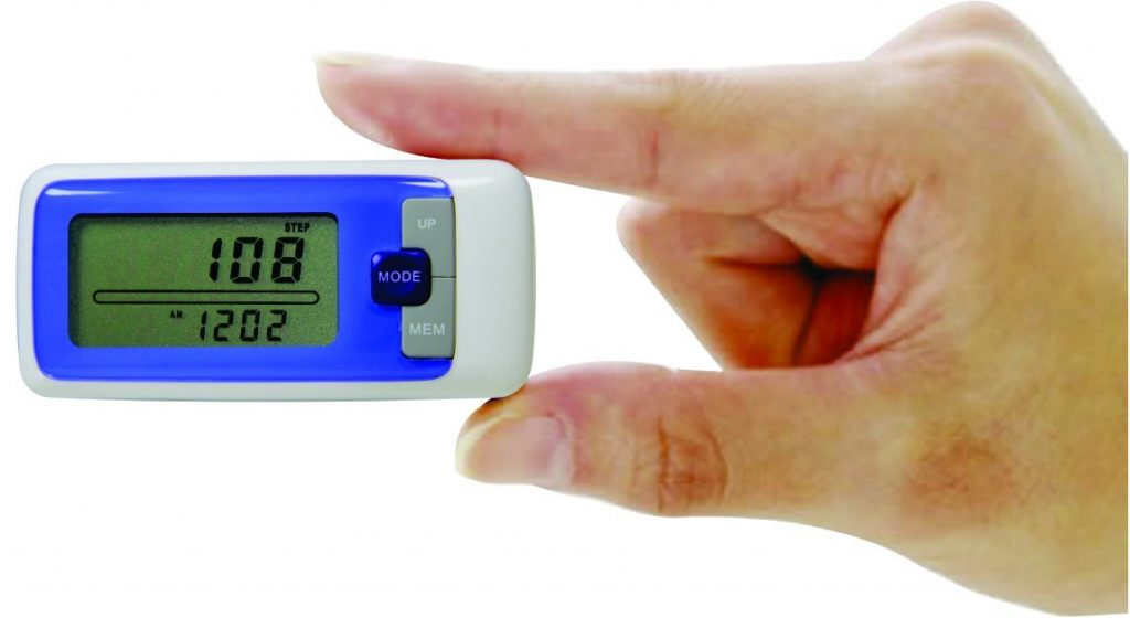 JSB 3D Pedometer for Rs 399 (84% off)