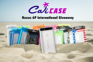 Nexus 6P CaliCase International Giveaway by Android Authority!