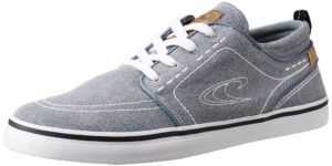 Oneill Mens Denim Canvas Sneakers 300x150 - Oneill Men's Sneakers at flat 80% off
