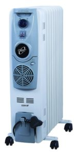 Orpat OOH-9F 2500-Watt Oil Heater
