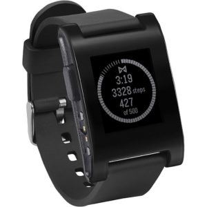 Pebble Technology Corp Classic 301BL Smartwatch (Black)