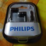 Philips SHE1405BK/94 box