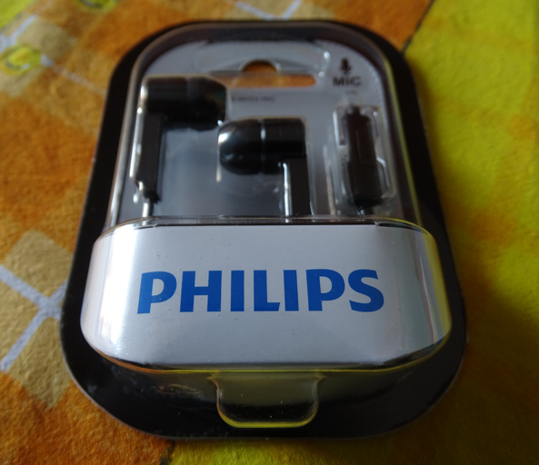 Ultimate Review Philips SHE1405 In-Ear Headphone Headset With Mic