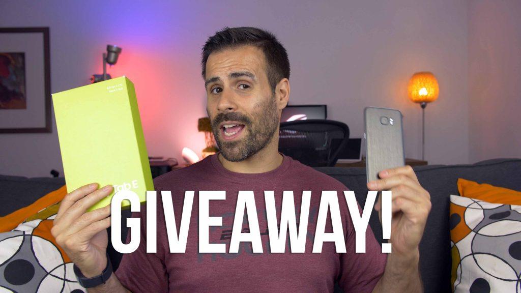 Samsung Galaxy S7 Edge & Galaxy TAB E International Giveaway by Matthew Moniz