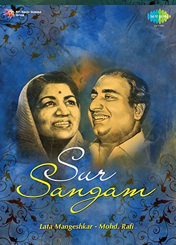 Sur Sangam: Lata Mangeshkar – Mohd. Rafi Audio CD for Rs 349 (50% off)