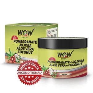 Wow Sweat - 300 g - Pack of 1 - Workout or Sport Enhancer Cream - 100% Natural Actives