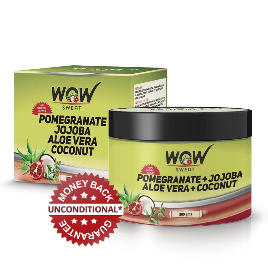 Wow Sweat – 300 g  Workout or Sport Enhancer Cream for Rs 199 (87%off)