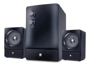 iBall Concord 2.1 Channel Multimedia Speakers 300x225 - iBall Concord 2.1 Channel Multimedia Speakers for Rs 838 (7% off)