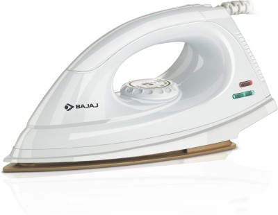 Bajaj Light Weight Dry Iron for Rs 549  (42% off)