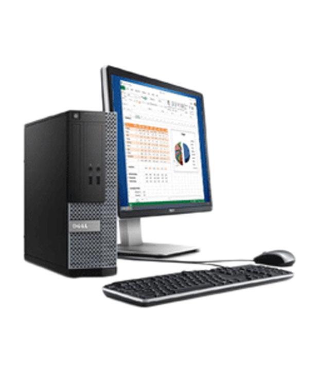 Dell Optiplex Desktop PC for Rs 40250 (21% off)