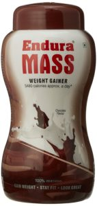 Endura Mass 1Kg Chocolate for Rs 749 at Amazon 142x300 - Endura Mass - 1Kg (Chocolate) for Rs 749 (30% OFF) at Amazon