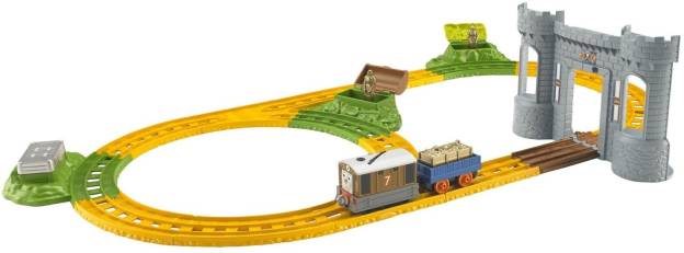 Fisher-Price Thomas & Friends Collectable Railway – Toby Scavenger Hunt for Rs 454 (65% Off)