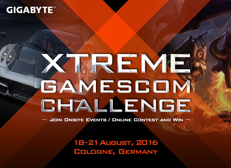 Gamescom Xtreme Gaming PC Giveaway