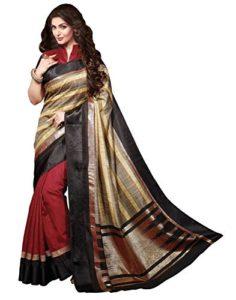 Glory Sarees Women's Silk Saree